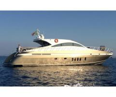 Luxury Yacht charter in Italy