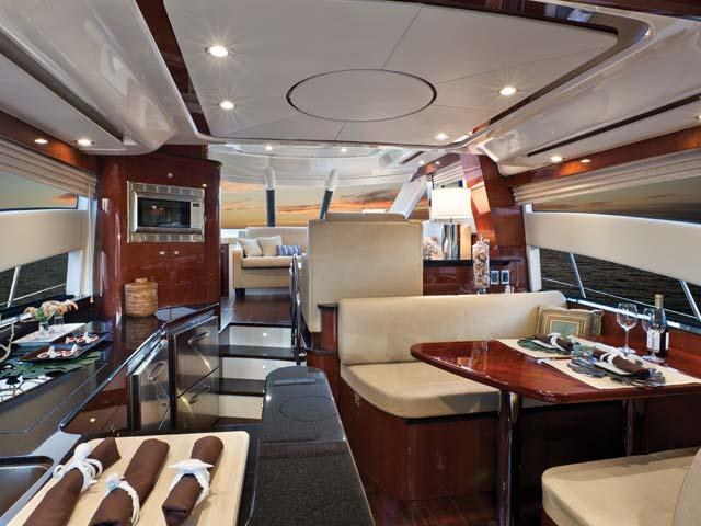 meridian 541 sedan bridge yachts and boats for sale