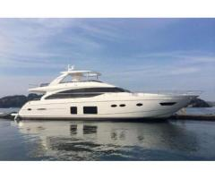 2015 Princess 82 Flybridge