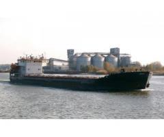 162. Omskiy type Sea-River ship