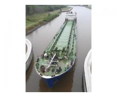 Ore Oil carrier for installments