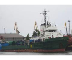 Tug-Supply-Salvage – PRICE REDUCED - 250'000euro - URGENT SALE !!!