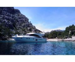 Princess 58 Flybridge Yacht for sale