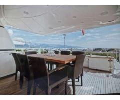 Sanlorenzo 82 Flybridge Yacht for sale