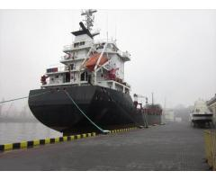 Geared MPP vessel for low price - 650 000 euro
