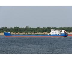 Sea-River tanker 4000 t.
