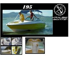 KRAUSE BOATS 195
