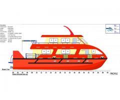 MMD - New 20.00 Meter Aluminium S.A.R Catamaran
