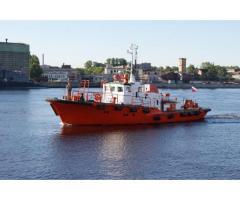 Pilot boat renewed at 2017 year