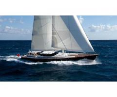 Genevieve - Luxurious Sail Yacht for Charter