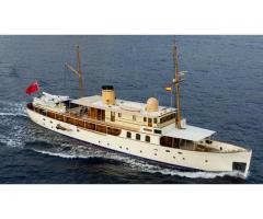 Fair Lady - Traditional Luxurious Yacht for Charter