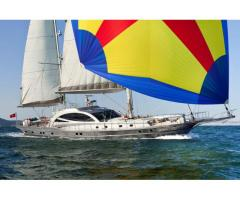 Merlin - Luxurious Yacht For Charter