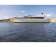 Kintaro - Yacht for Charter in Mediterranean