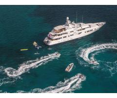Samadhi - Exclusive Yacht for Charter in Caribbean