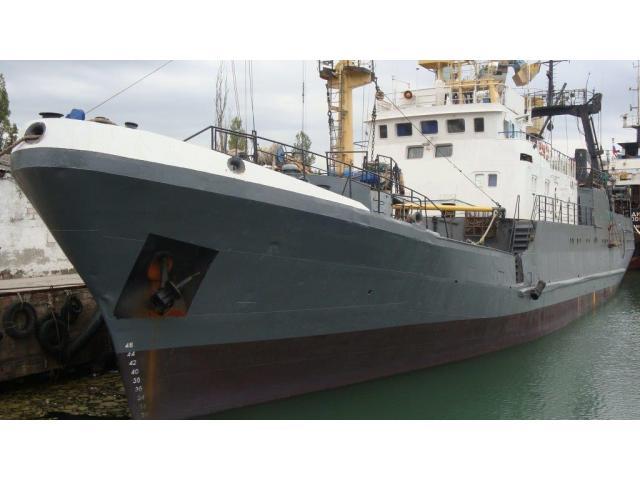 Fishing-search vessel SRTM-K, 1988 y. RS till 2021