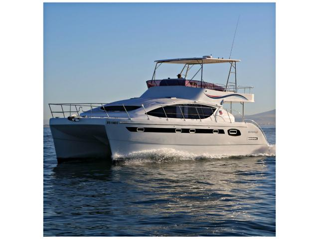 2014 Havana 42 Powercat built by Cruiser Cats for Sale