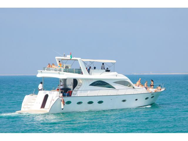 Luxury yachts for rent in Dubai | Water Sports Dubai