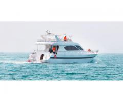 Book A Yacht For Party Trip in Dubai
