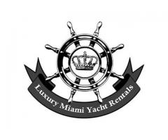 Luxury Miami Yacht Rentals