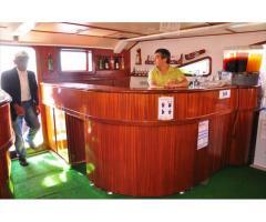 Bateau passagers 30 m, Bateau passagers restaurant de 30m occasion 2011