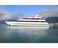 """CARPE DIEM Superyacht Charter """"LADYSHIP"""""""