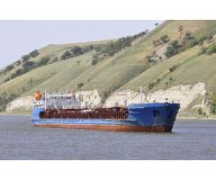 Volgoneft type river tanker, Russian River Register on 5 years