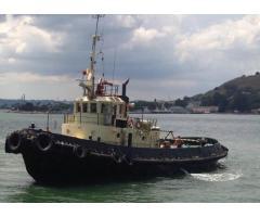 Tugboat type Gorokhovets 1980, 1200 hp