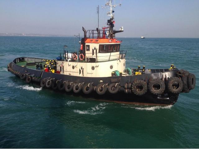 Tugboat pr.498 1200h.p. 1973 register class to 05.2022