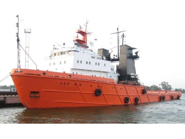 Neftegaz - supply vessel