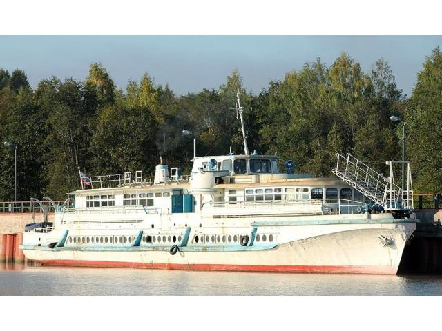 OM passenger ship 1962. 235 passengers