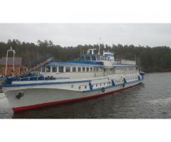 Passenger ship pr.780. The term of the class until 08.2022