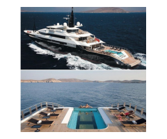 Yacht Rental in Dubai by Seven Yachts
