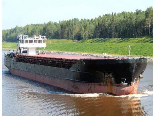 Bulk-carrier 1982 DWT 2900